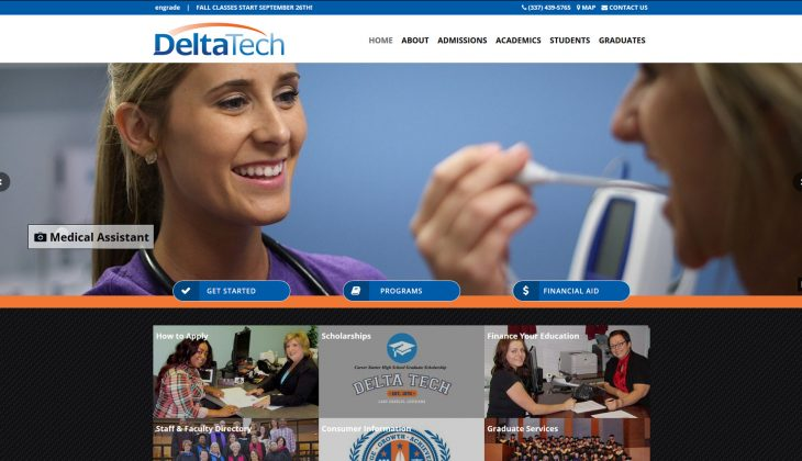 Delta Technical School in Lake Charles Louisiana